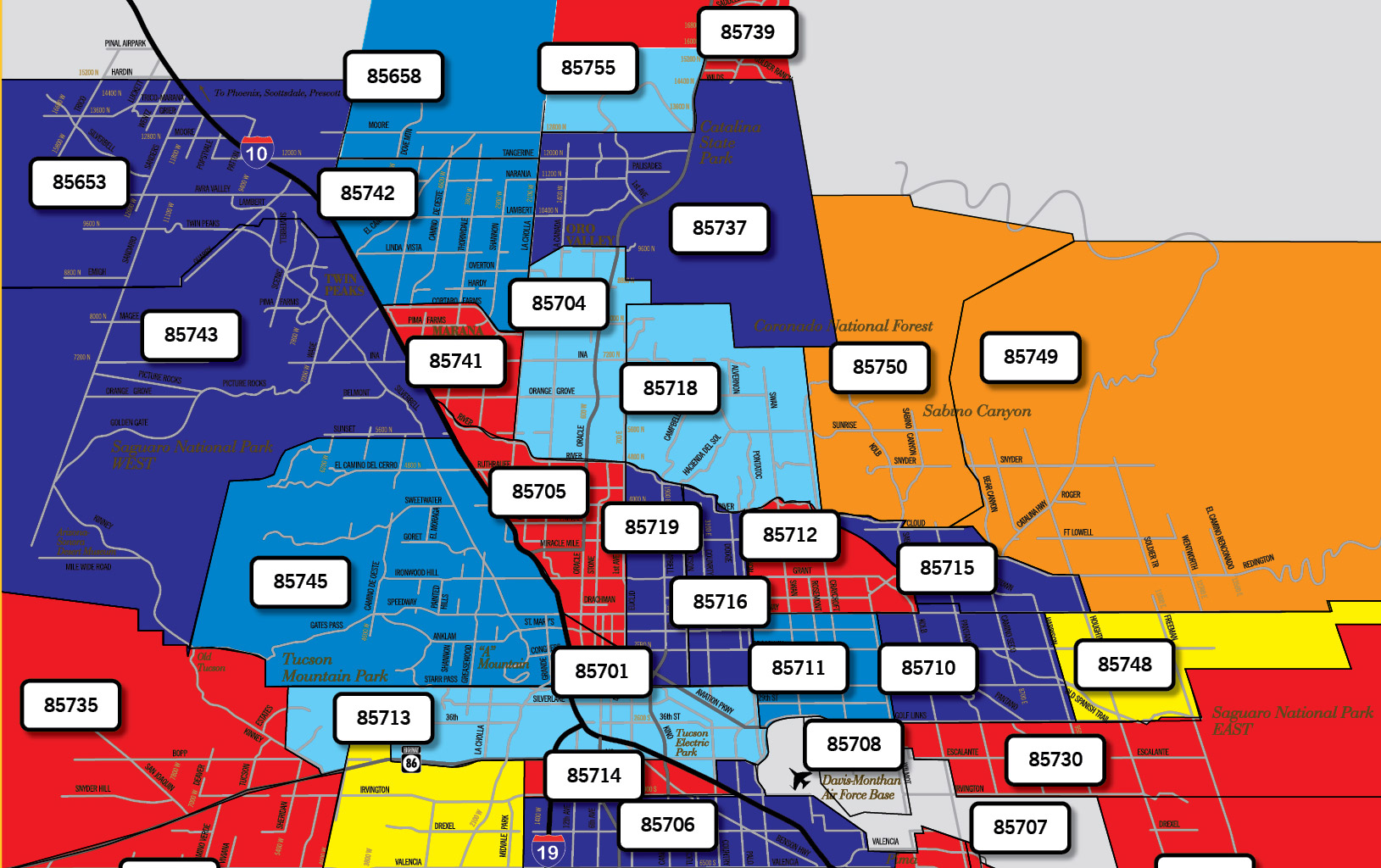 Are Tucson's Land Prices Going Up or Down? Let's Check the Heat Map on subject heat map, build a heat map, company heat map, keyword heat map, web site heat map, neighborhood heat map, state heat map, education heat map, distance heat map, organization heat map, industry heat map, county heat map, mobile heat map,